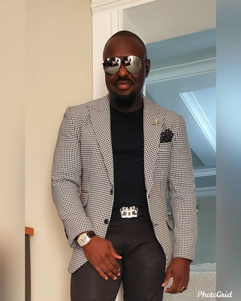 This Inconvenience Is For You And Your Children - Actor Jim Iyke