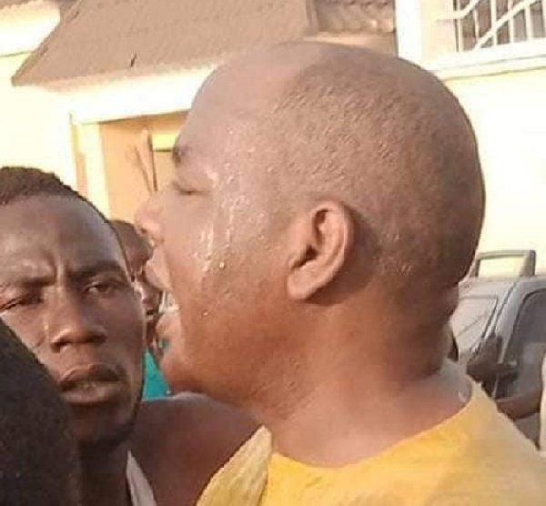 Kano Youth Allegedly Beat Up Politician Over Failed Promises