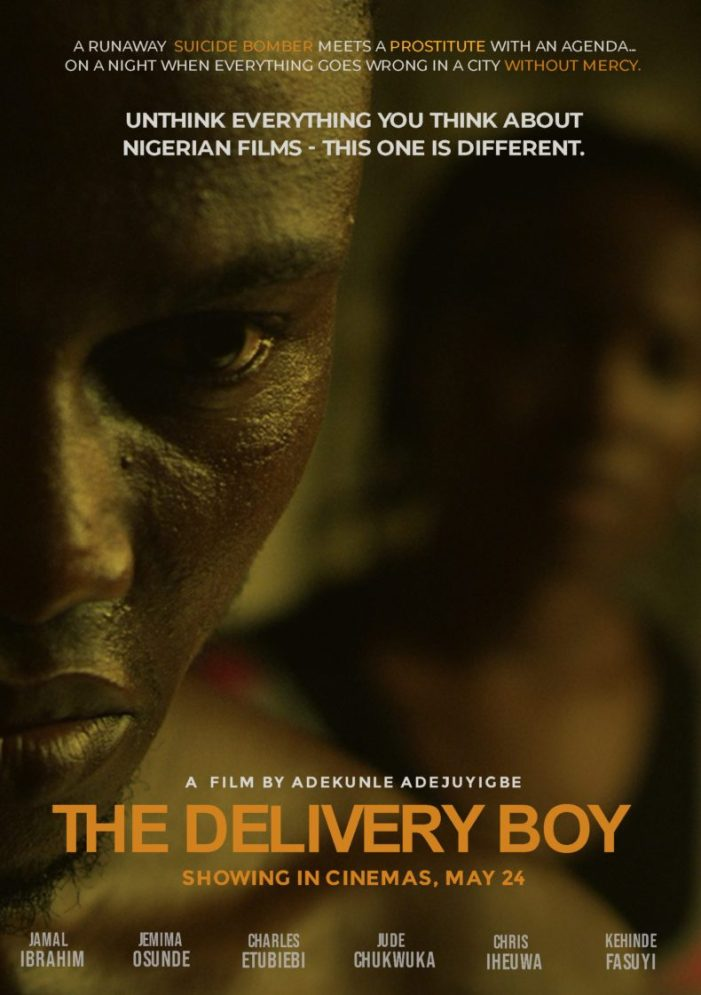 The Delivery Boy - Nollywood Movie