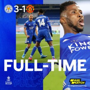 Leicester vs Manchester United 3-1 – Highlights [FAST DOWNLOAD]